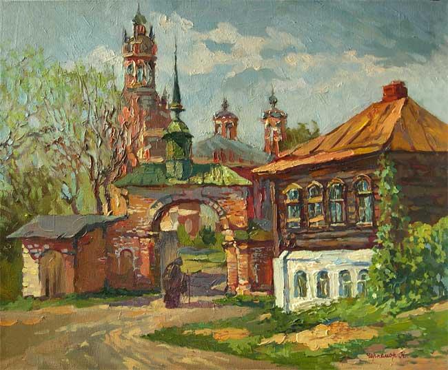 Черномор никольский собор можайск